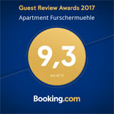 Guest Reward 2017 - Booking.com